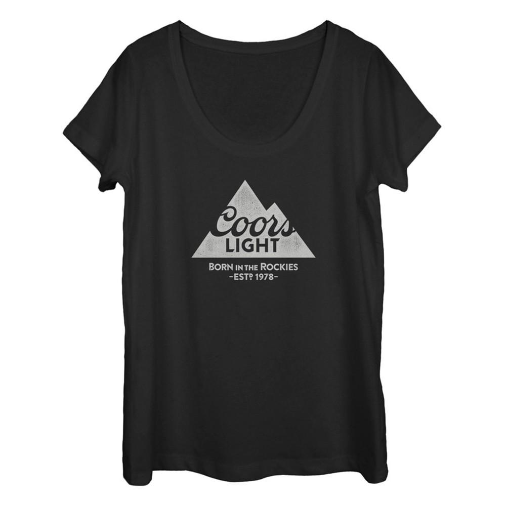 Coors Light 1978 Women's U Neck Tshirt