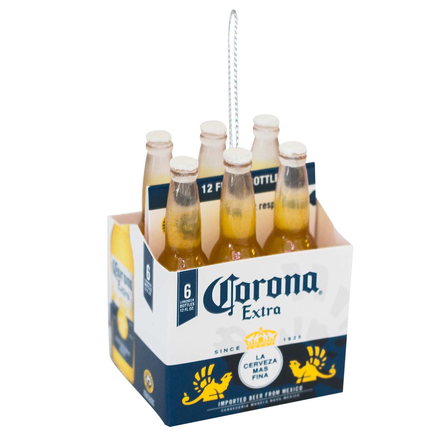 Corona Extra Six Pack Ornament