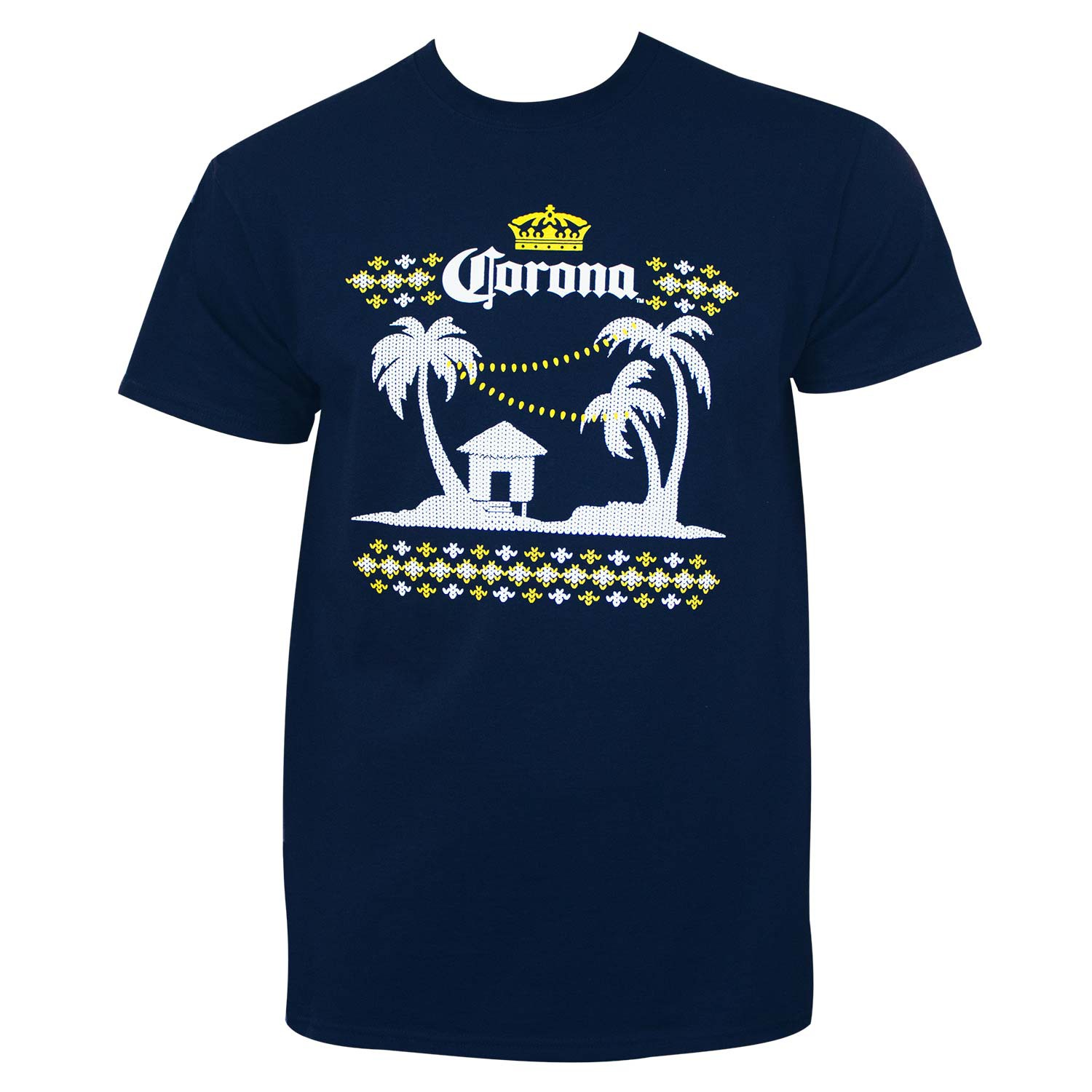 Corona Extra Ugly Sweater Tee Shirt