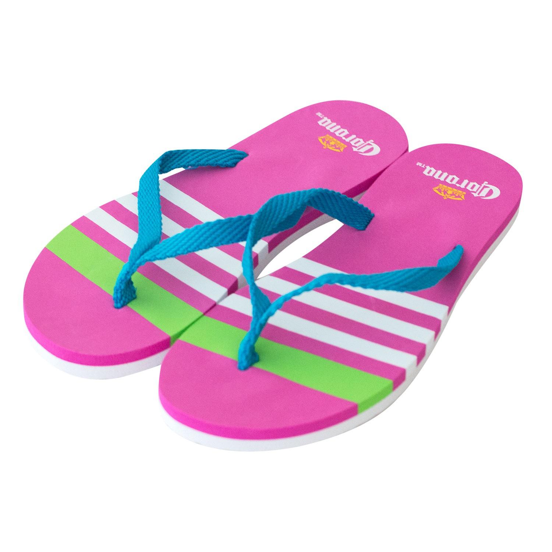 Corona Extra Pink Women's Flip Flops
