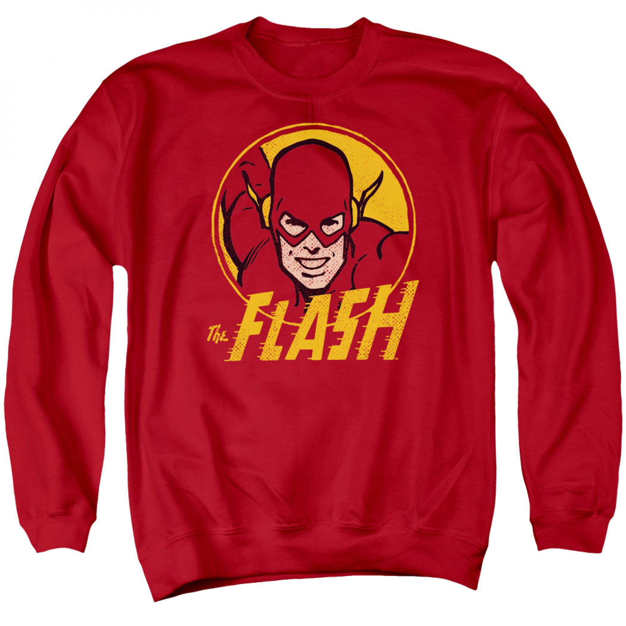 Flash Head Crewneck Sweatshirt