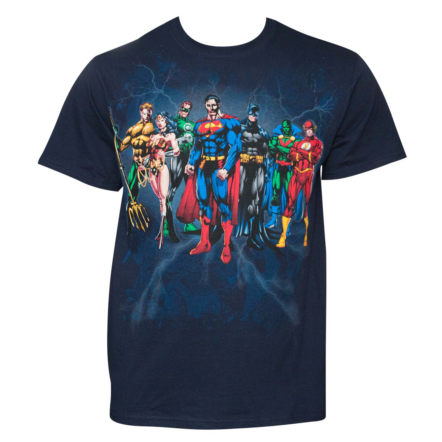 Justice League Squad Tee Shirt