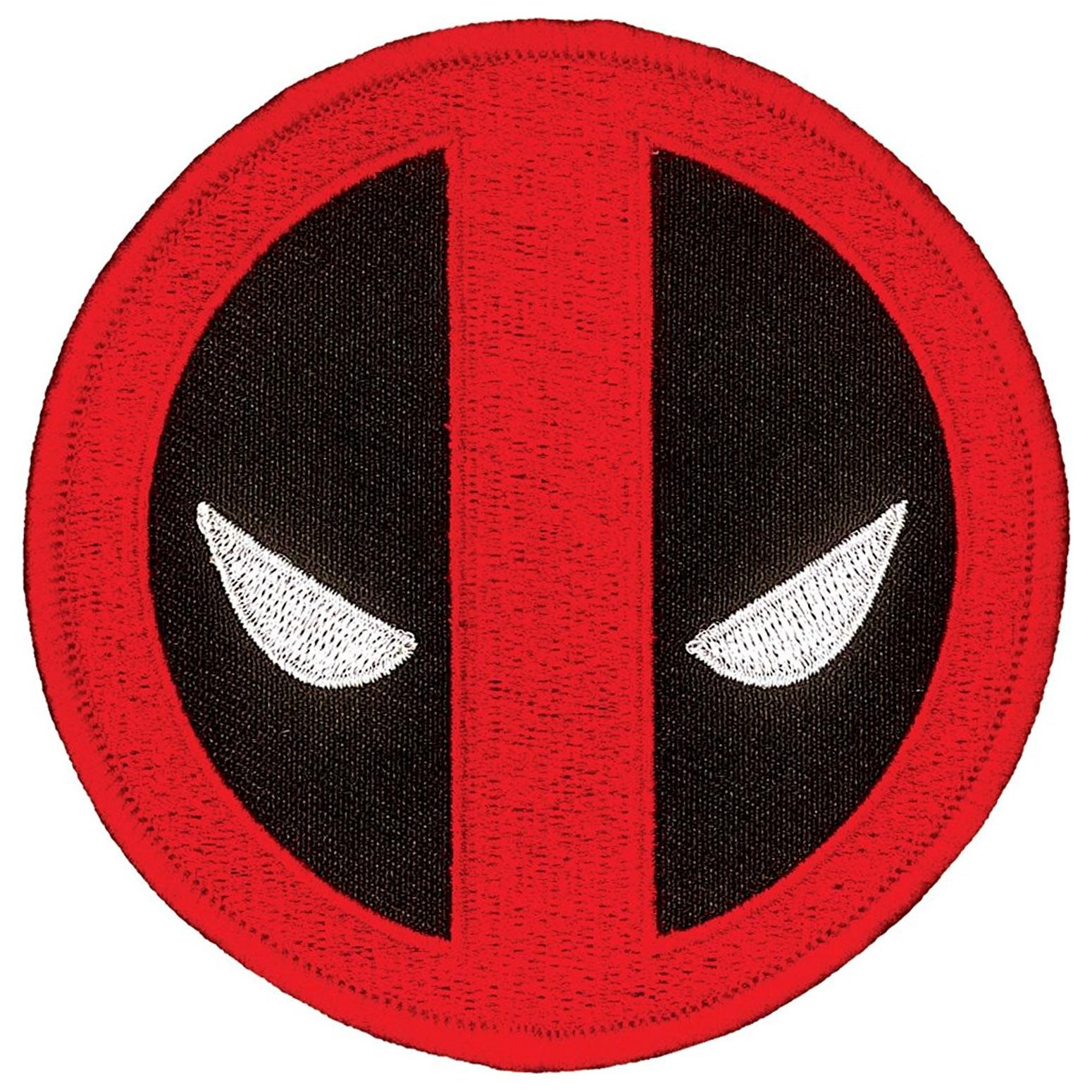 Deadpool Iron On Patch
