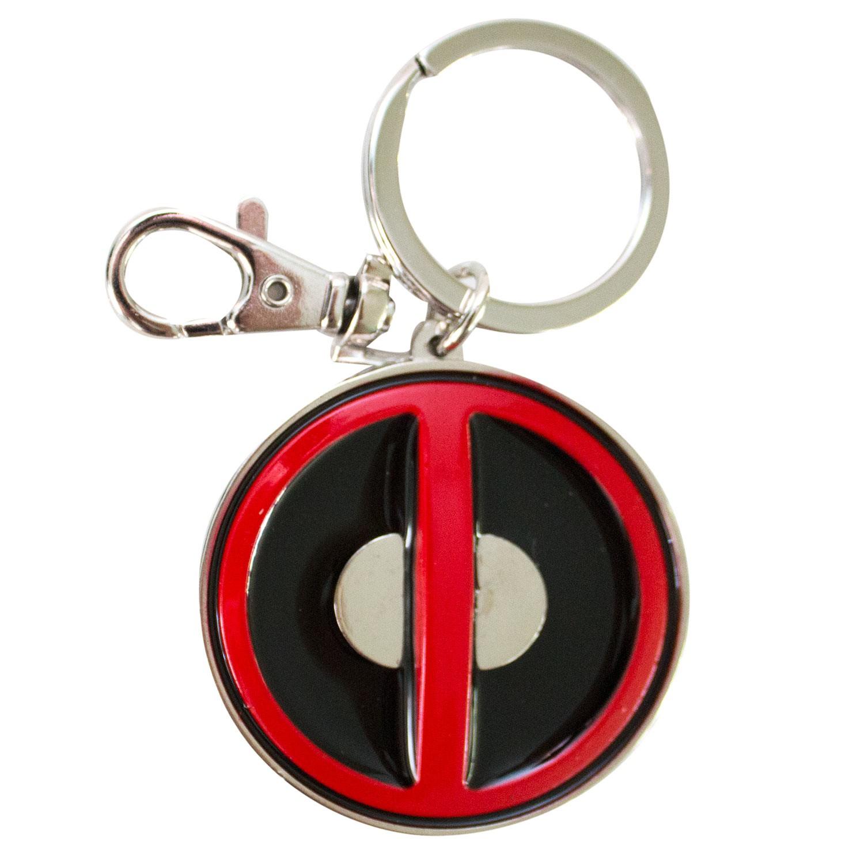 Deadpool Enamel Keychain