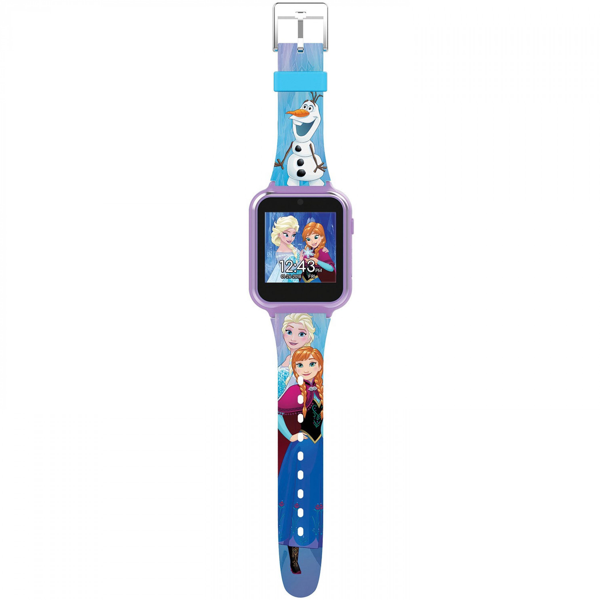 Frozen's Elsa and Anna Kids Interactive Watch