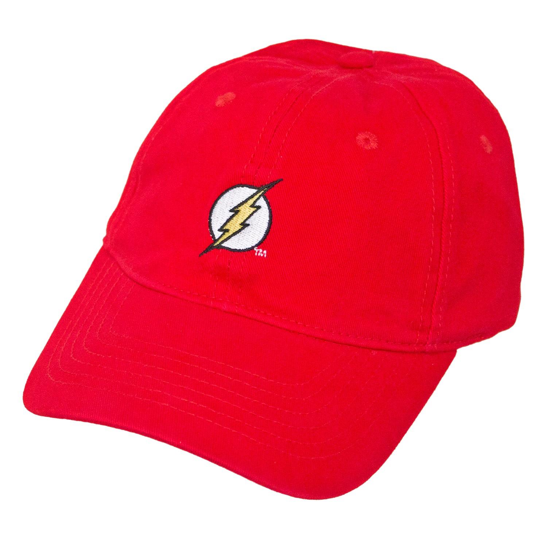 The Flash Dad Hat