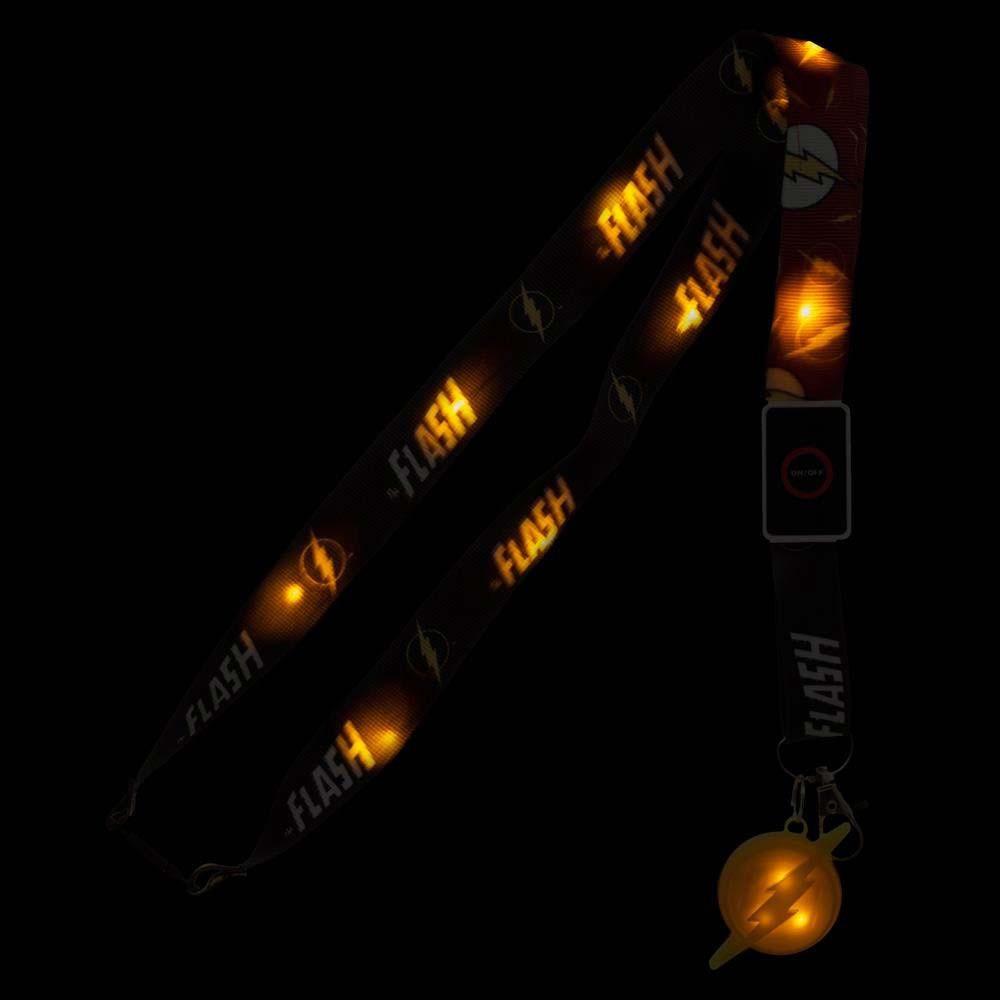 Flash Light Up LED Lanyard