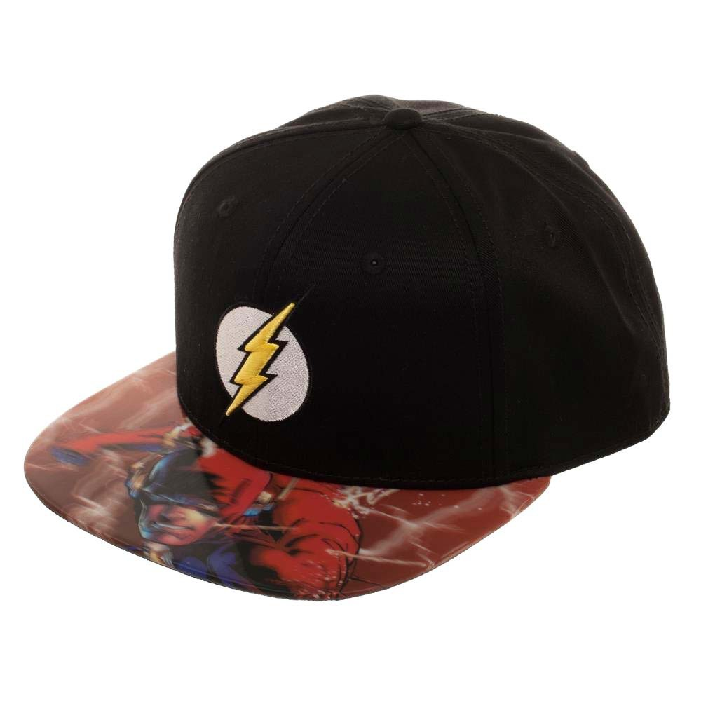 The Flash Lenticular Bill Moving Image Hat