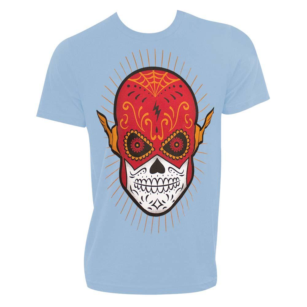 The Flash Sugar Skull T-Shirt