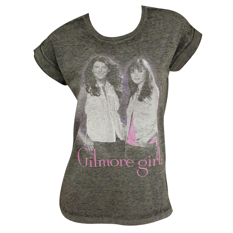 Gilmore Girls Rolled Sleeves Women's Tshirt