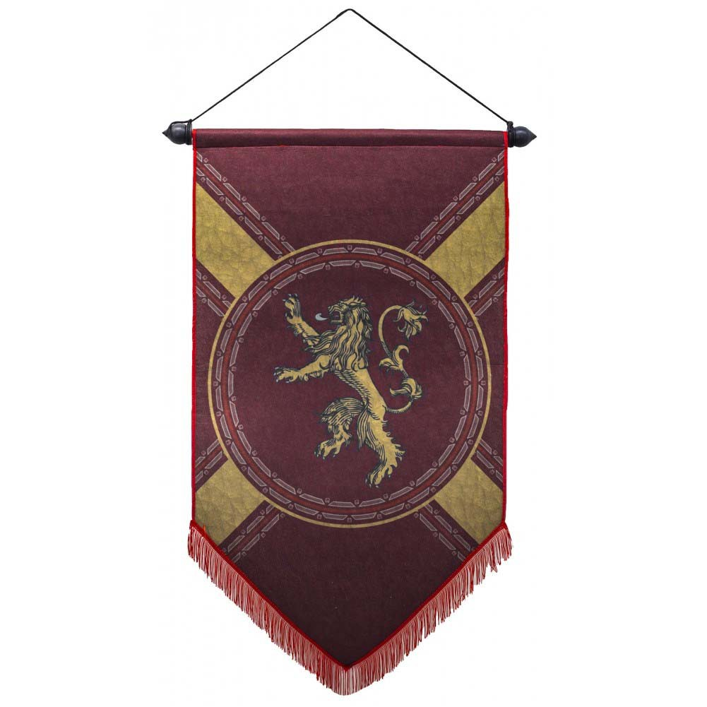 Game of Thrones Lannister Banner