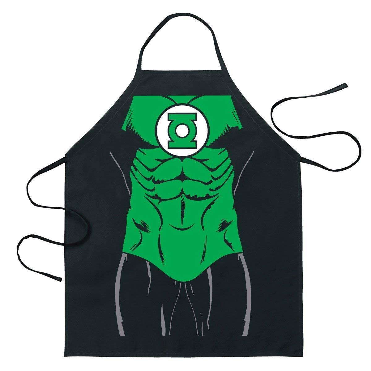 Green Lantern Cooking Apron