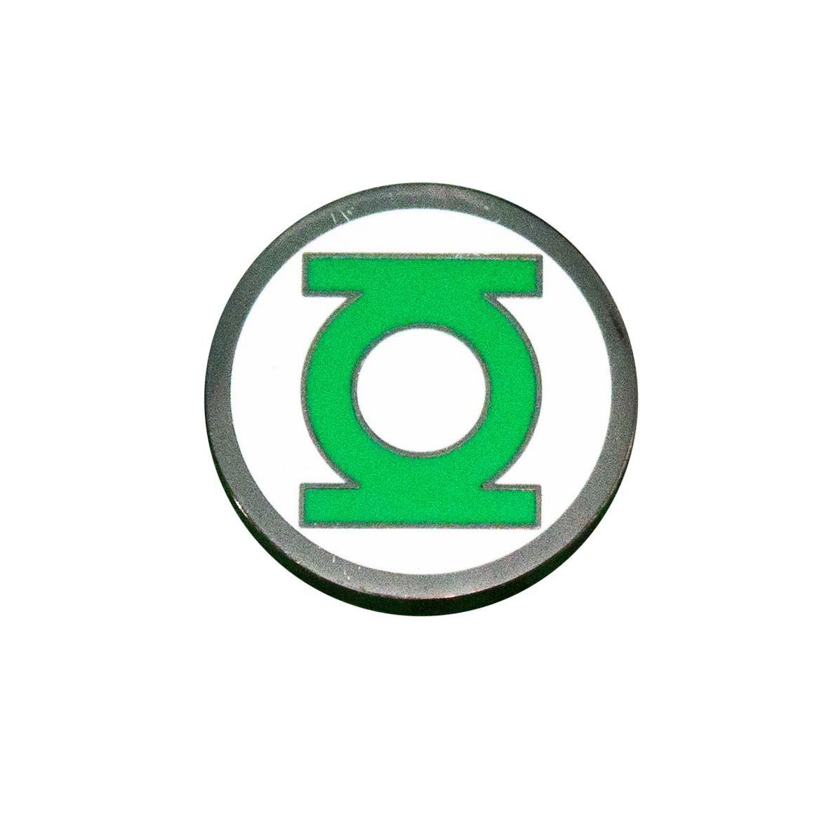 Green Lantern Lapel Pin