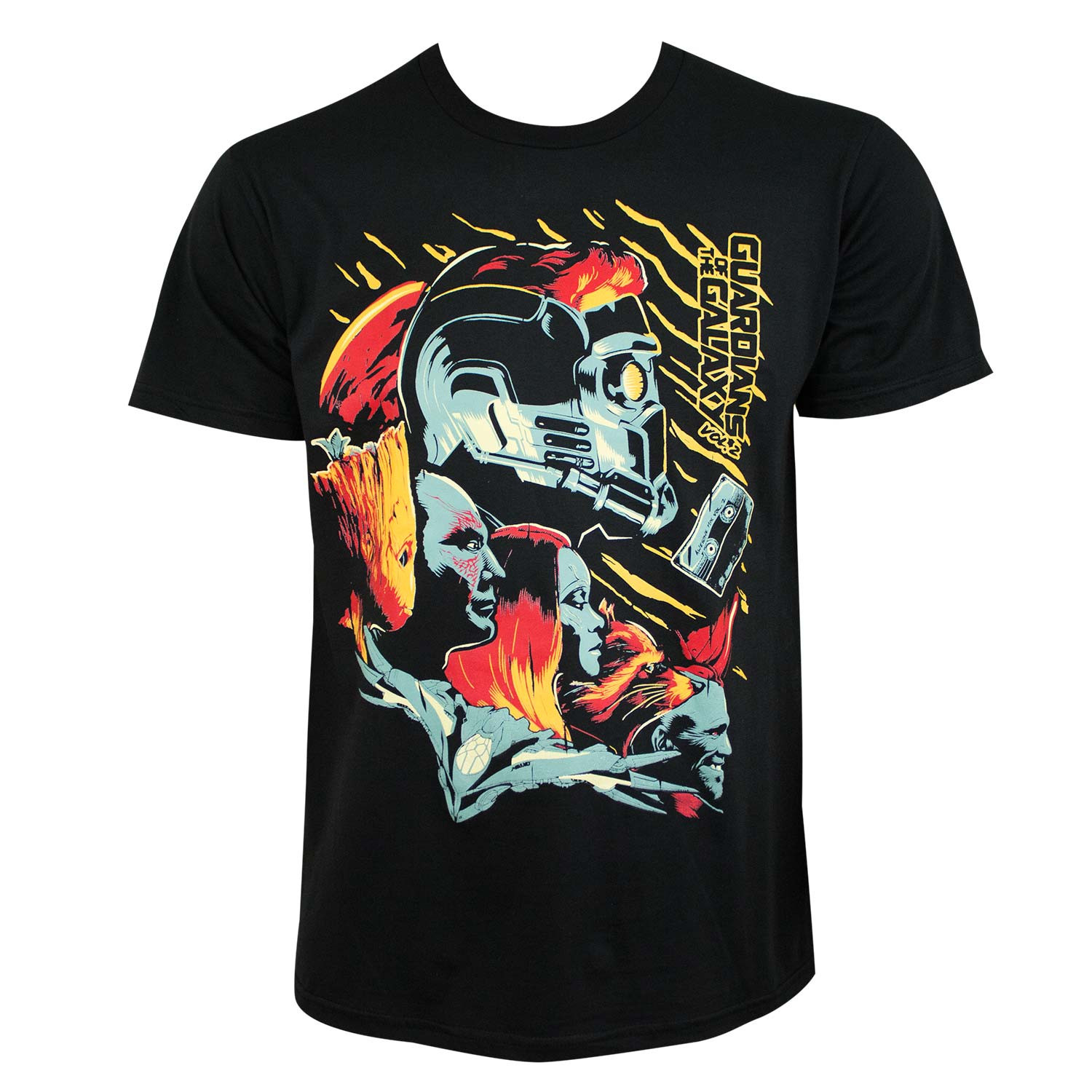Guardians Of The Galaxy Startastic Tee Shirt