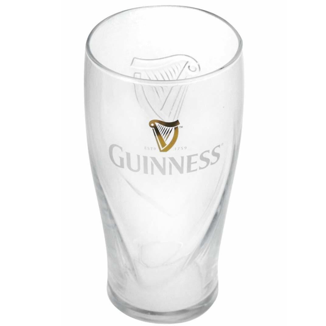 Guinness Gravity Pint Glass