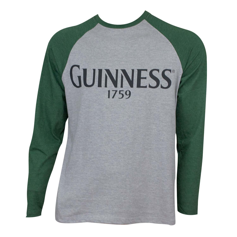 Guinness Baseball Tee Shirt