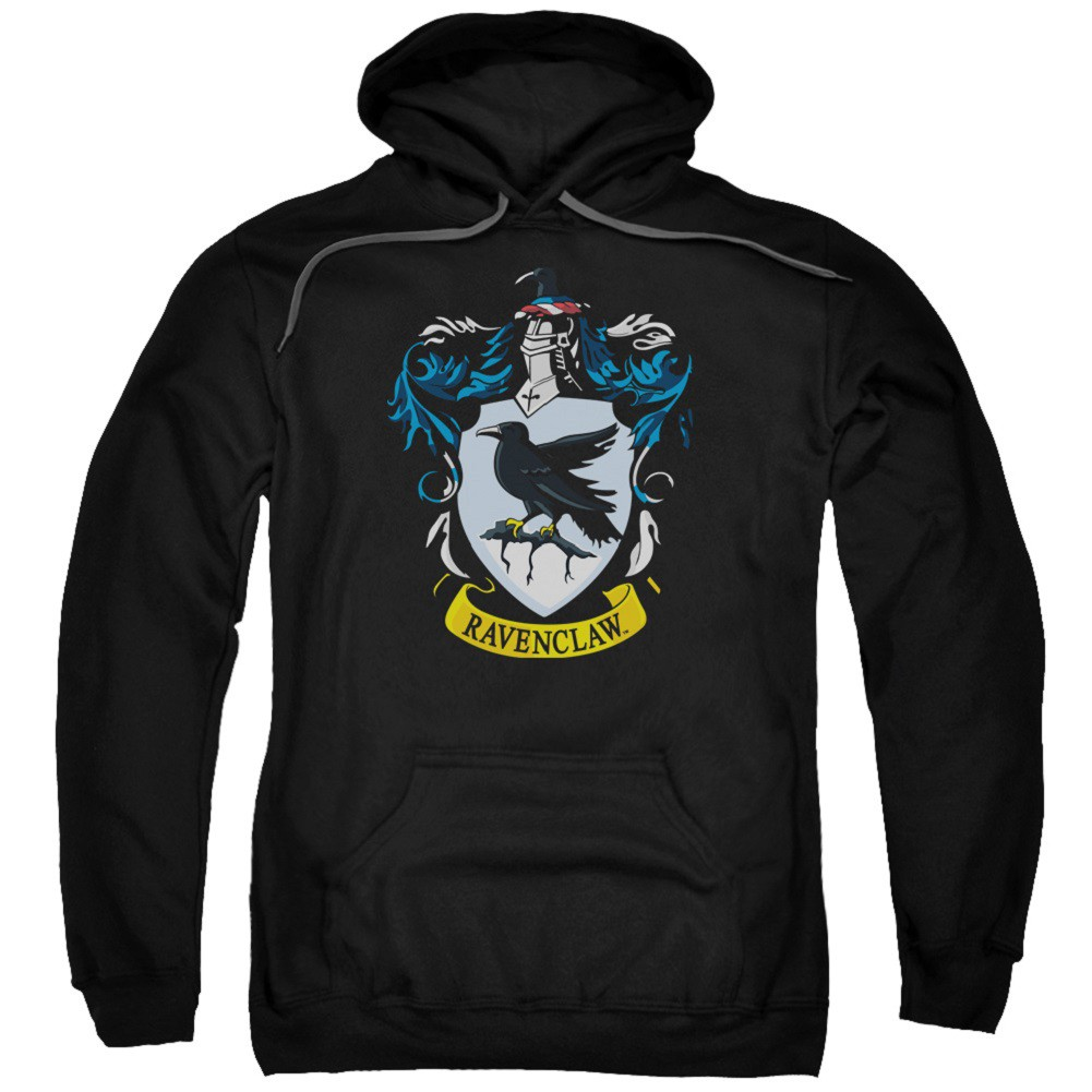 Harry Potter Ravenclaw Crest Hoodie