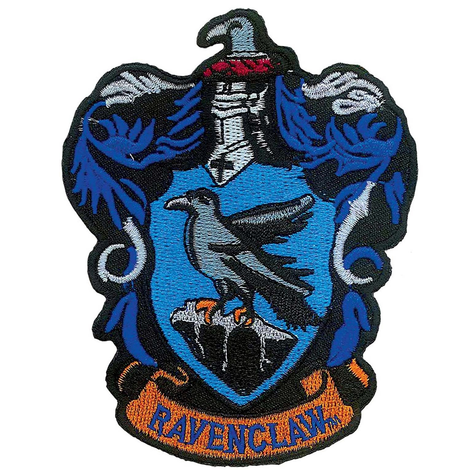 Harry Potter Ravenclaw IRON-ONS FABRIC APPLIQUES IRON-ON New