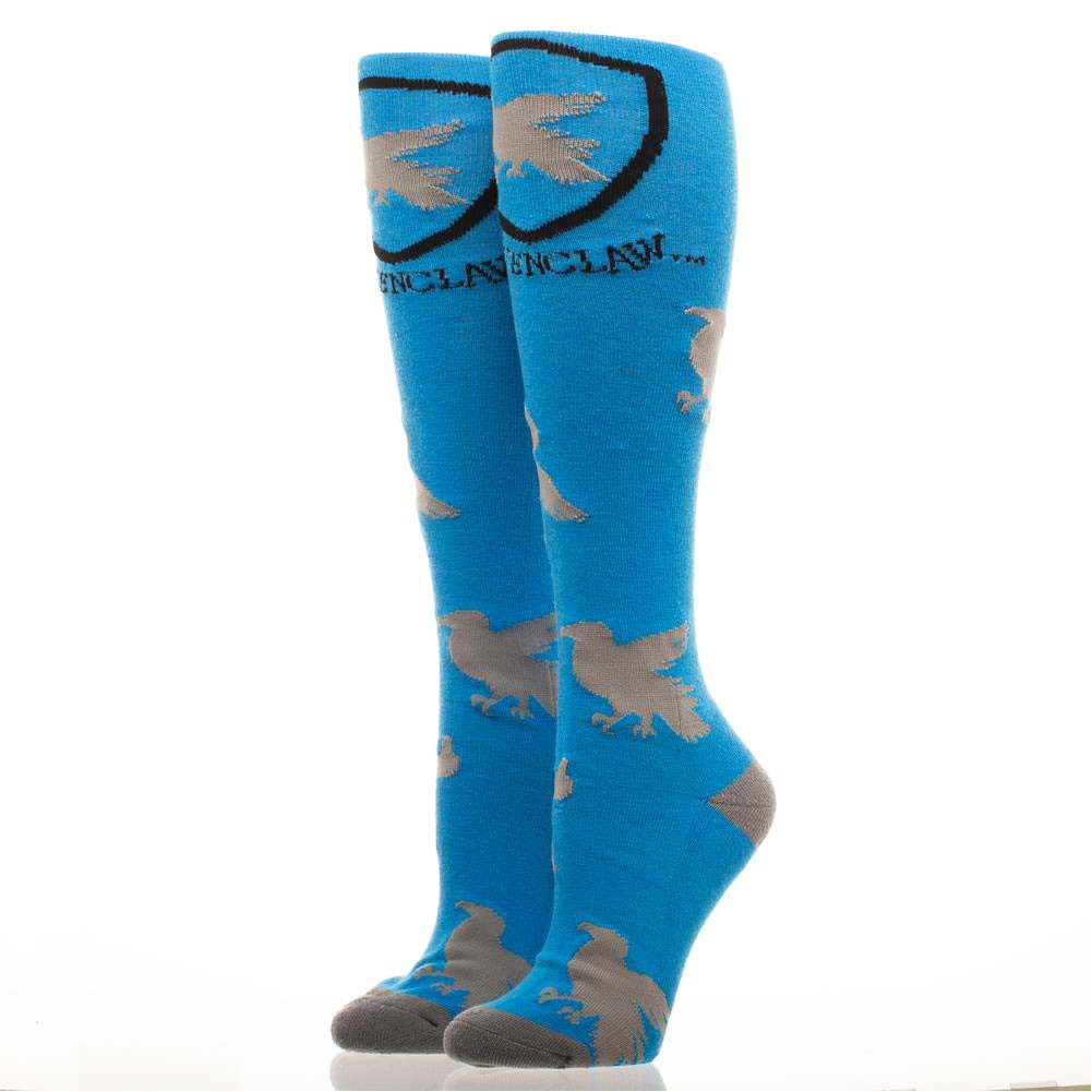 Harry Potter Ravenclaw Blue Knee High Socks