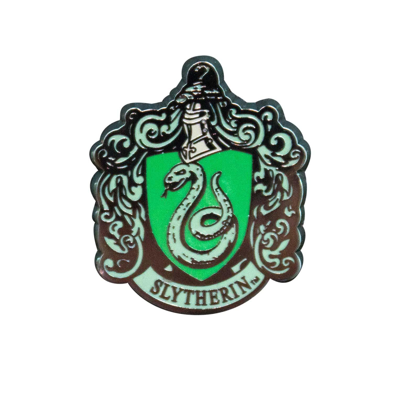 Harry Potter Slytherin Logo Lapel Pin