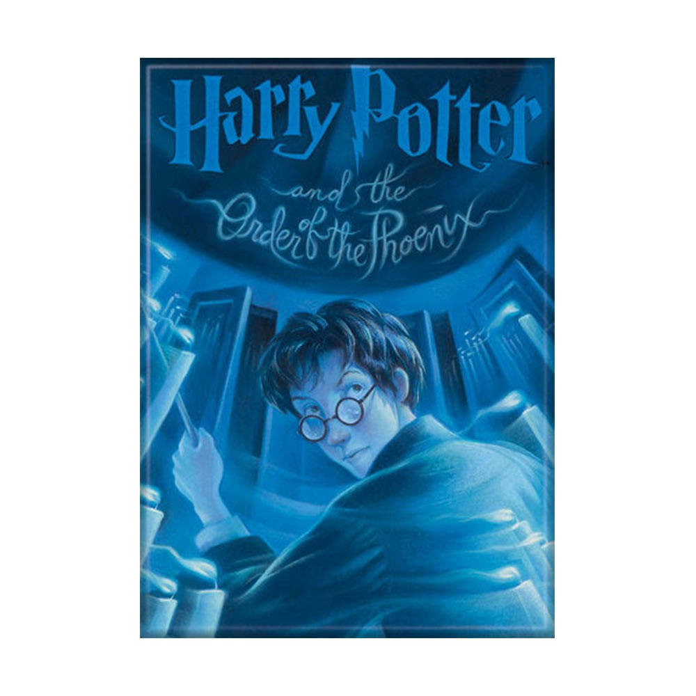 Harry Potter Order Of The Phoenix Magnet