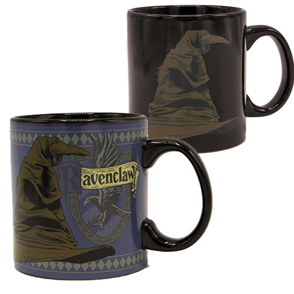 Harry Potter Sorting Hat Ravenclaw 20oz Color Change Mug