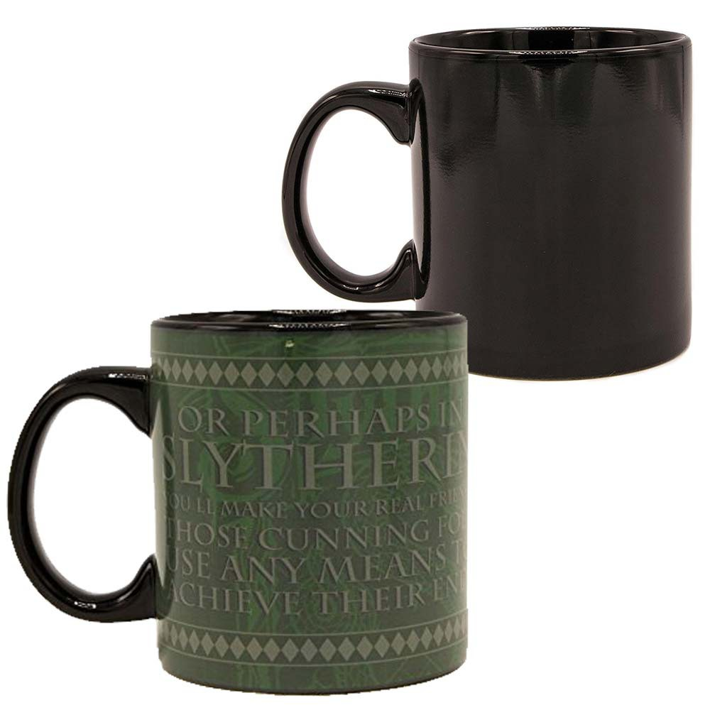 Harry Potter Sorting Hat Slytherin 20oz Color Change Mug