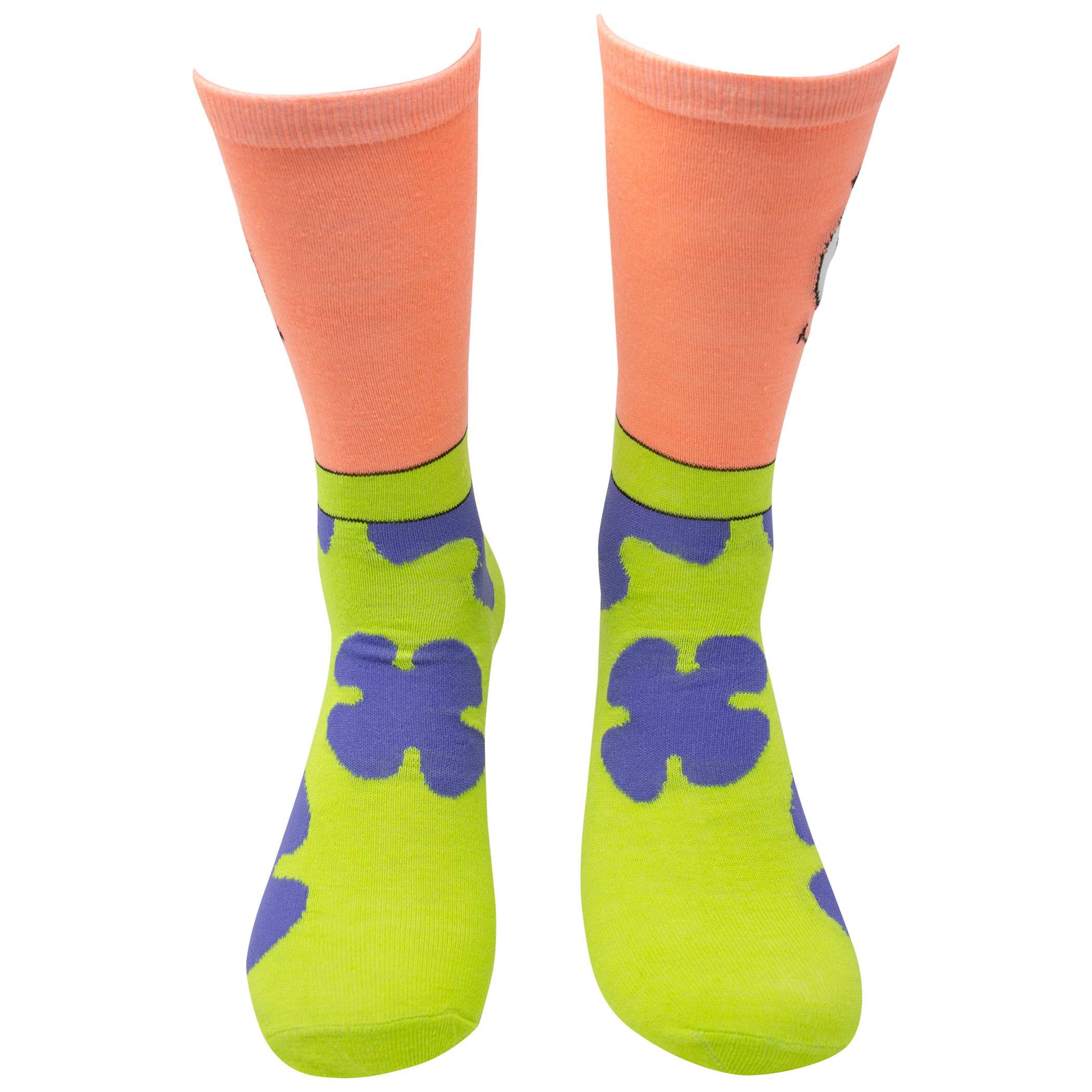 SpongeBob SquarePants 2-Pack Crew Socks