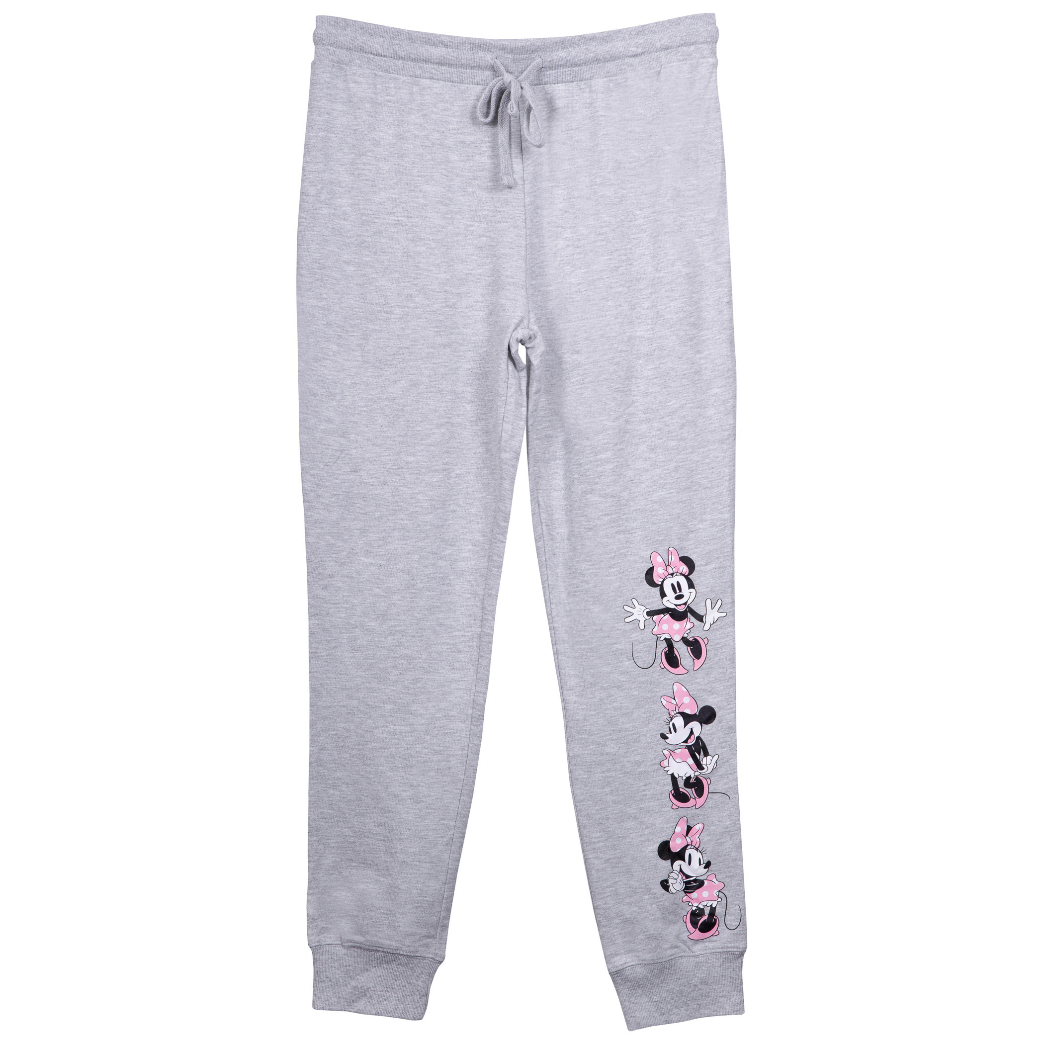 Minnie Mouse Women's Grey Sweatpants