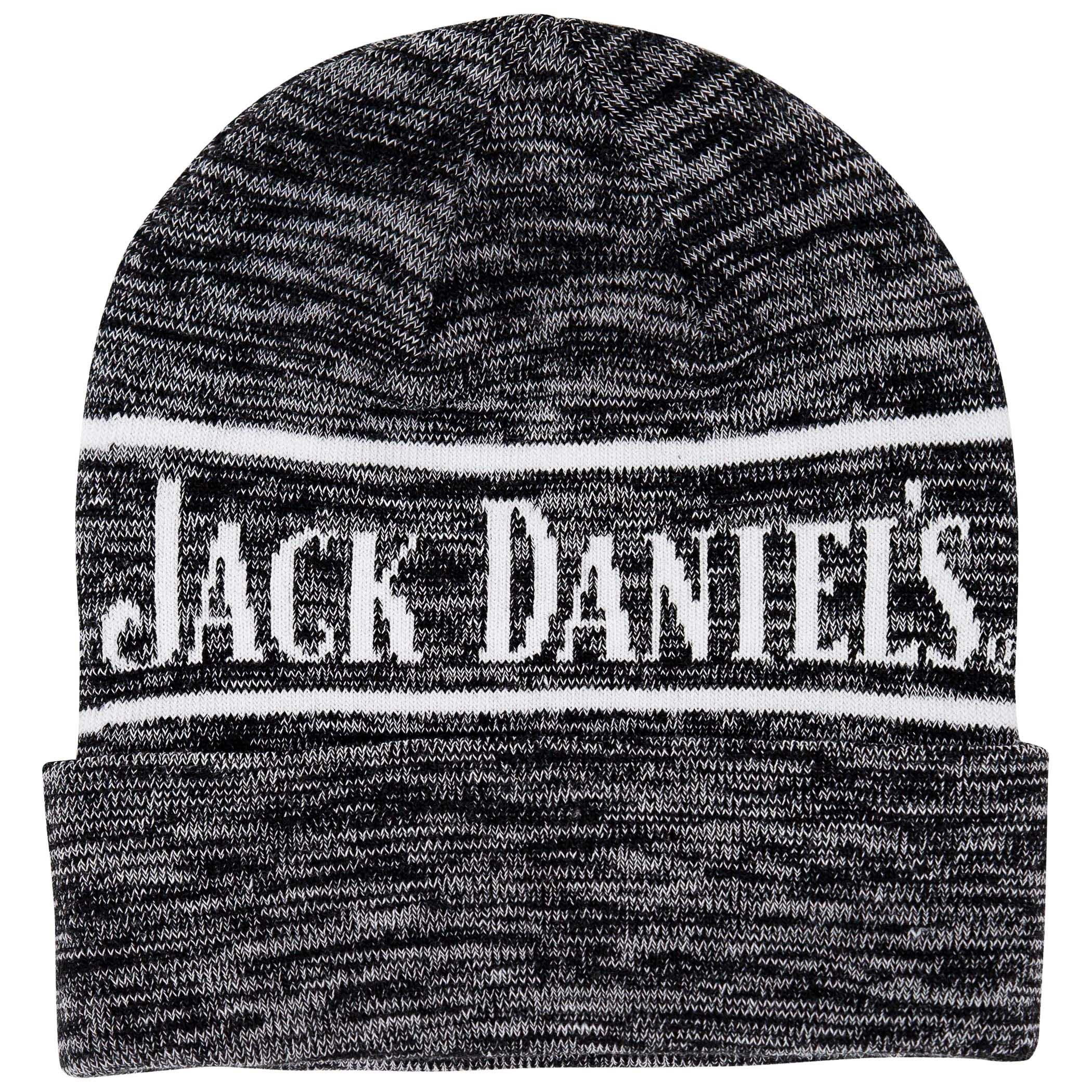 Jack Daniels Embroidered Beanie