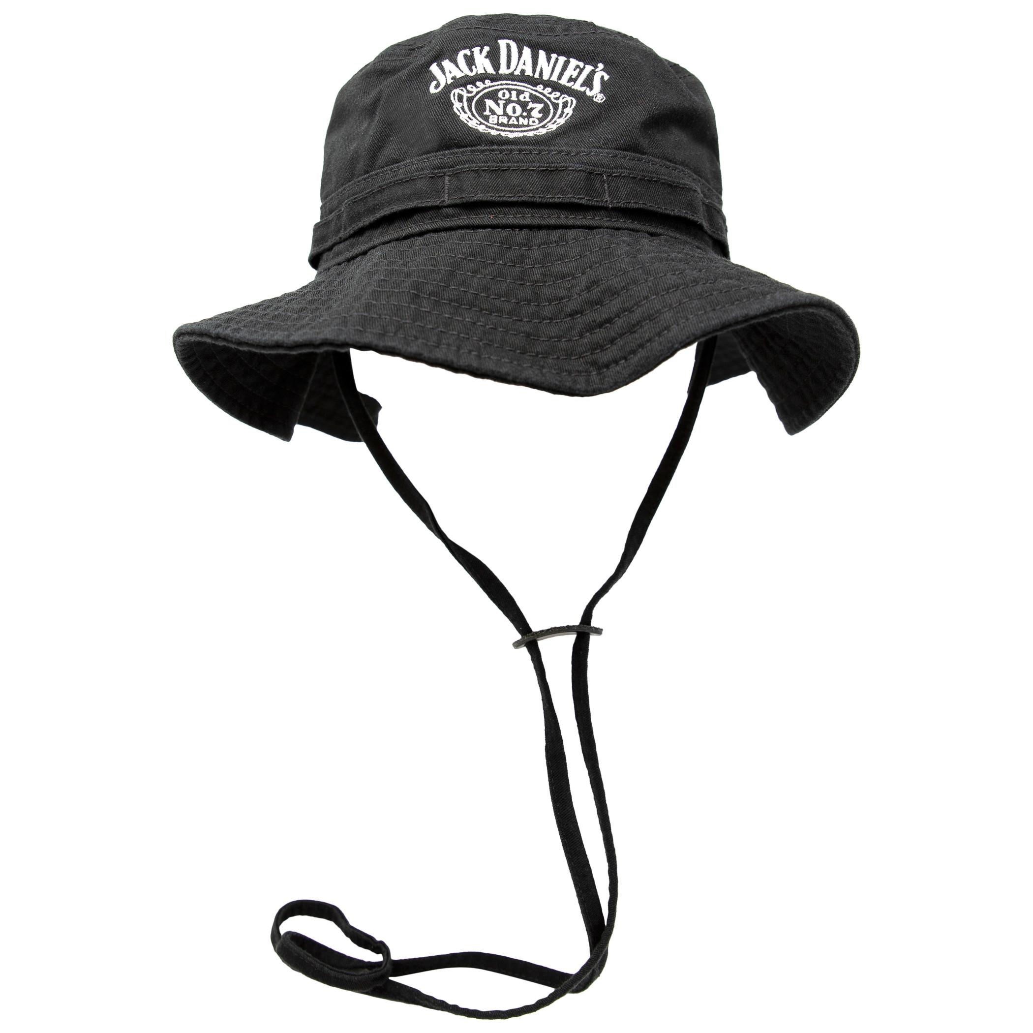 Jack Daniels Black Bucket Hat
