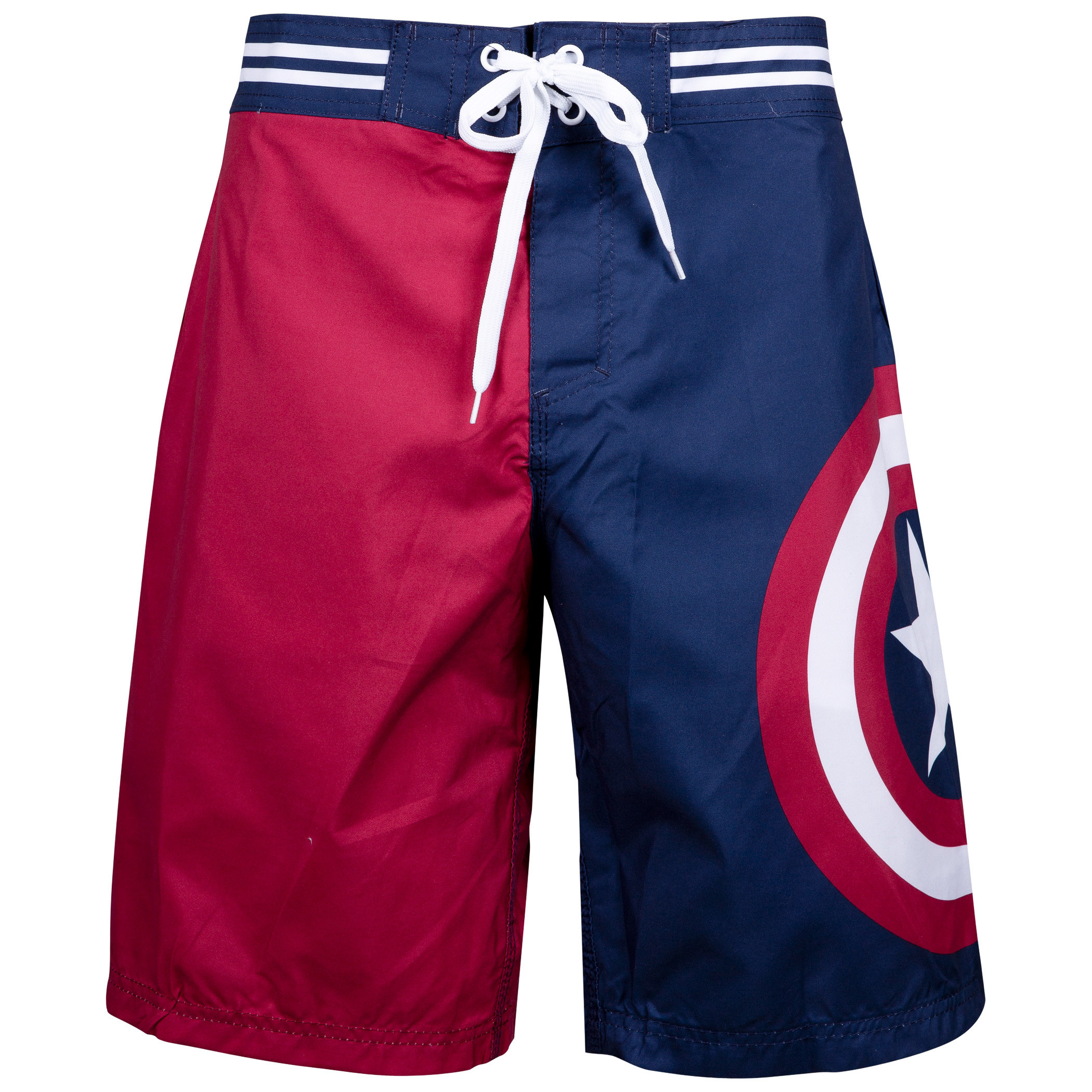 Captain America Swim Shorts