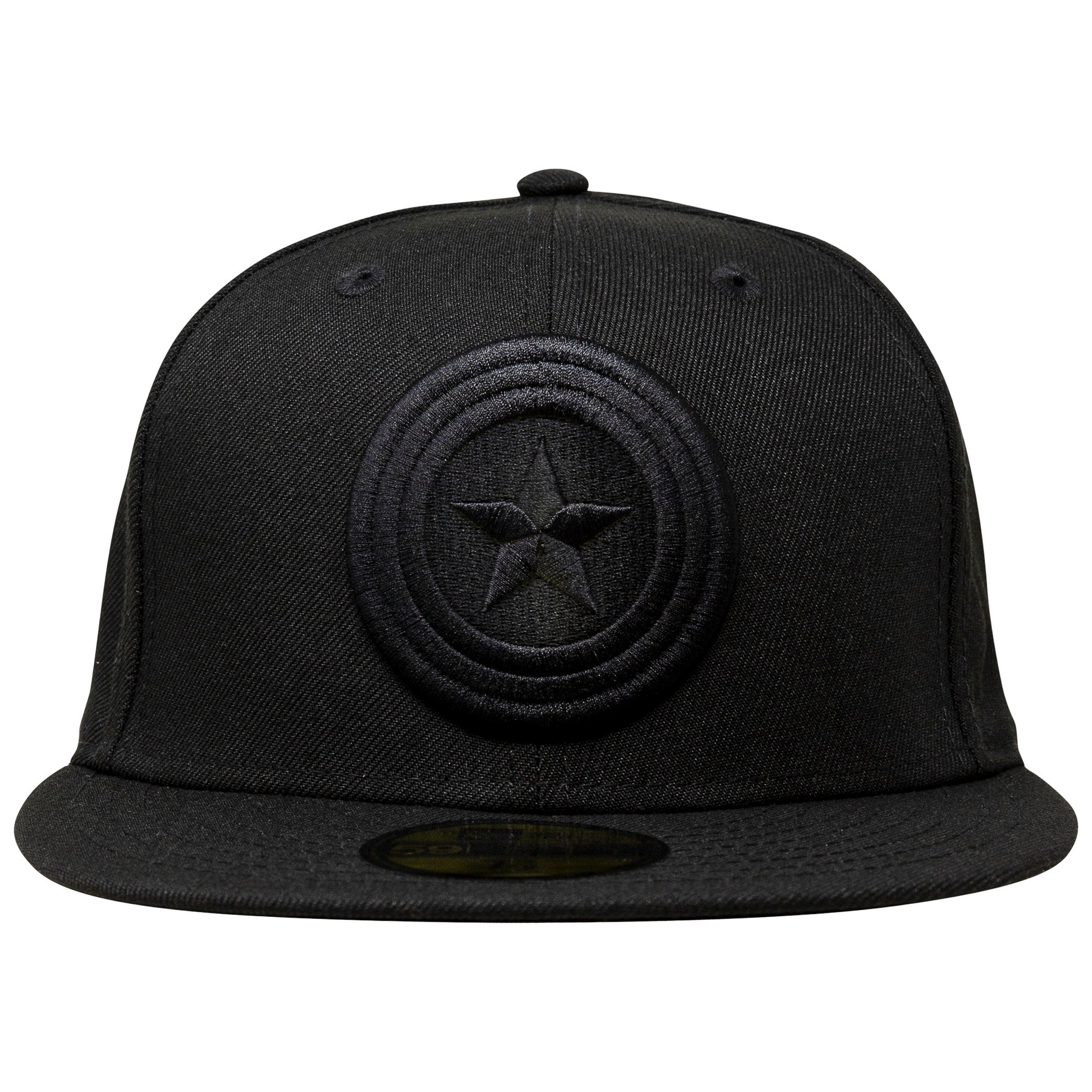 Long Live Captain America Memorial MCU New Era 59Fifty Fitted Hat