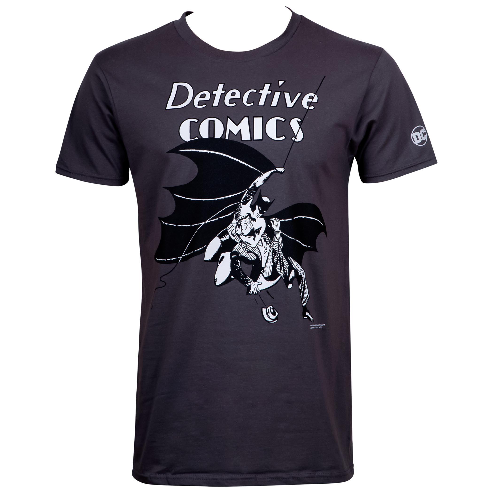 Batman 80th Retro Men's T-Shirt