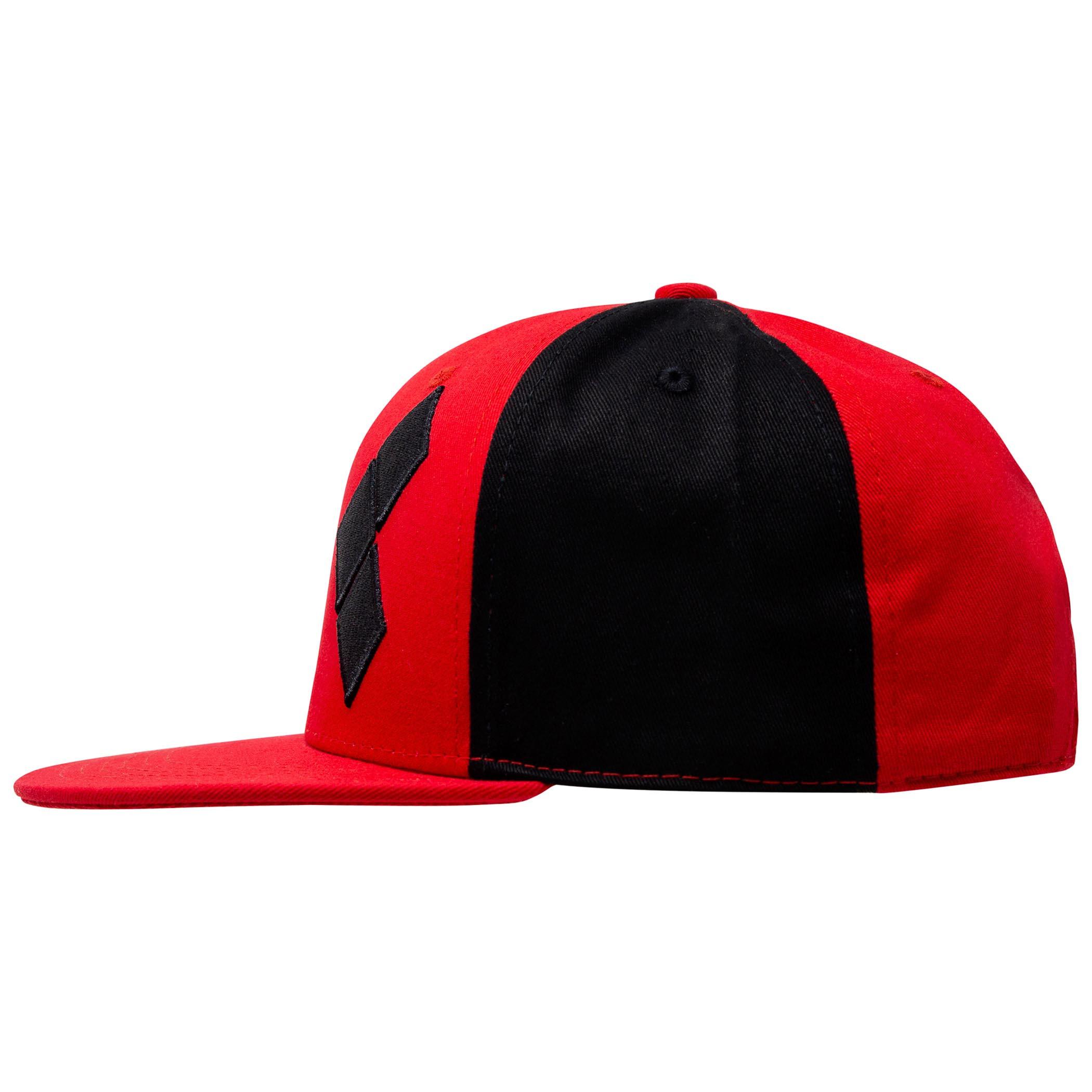 Harley Quinn Diamonds Symbol Adjustable Snapback Hat