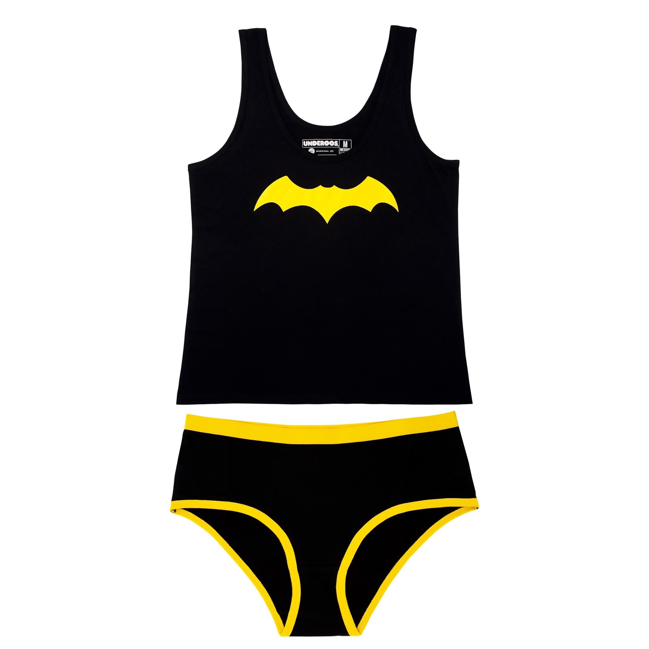 Batman Camisole Panty 2-Piece Set