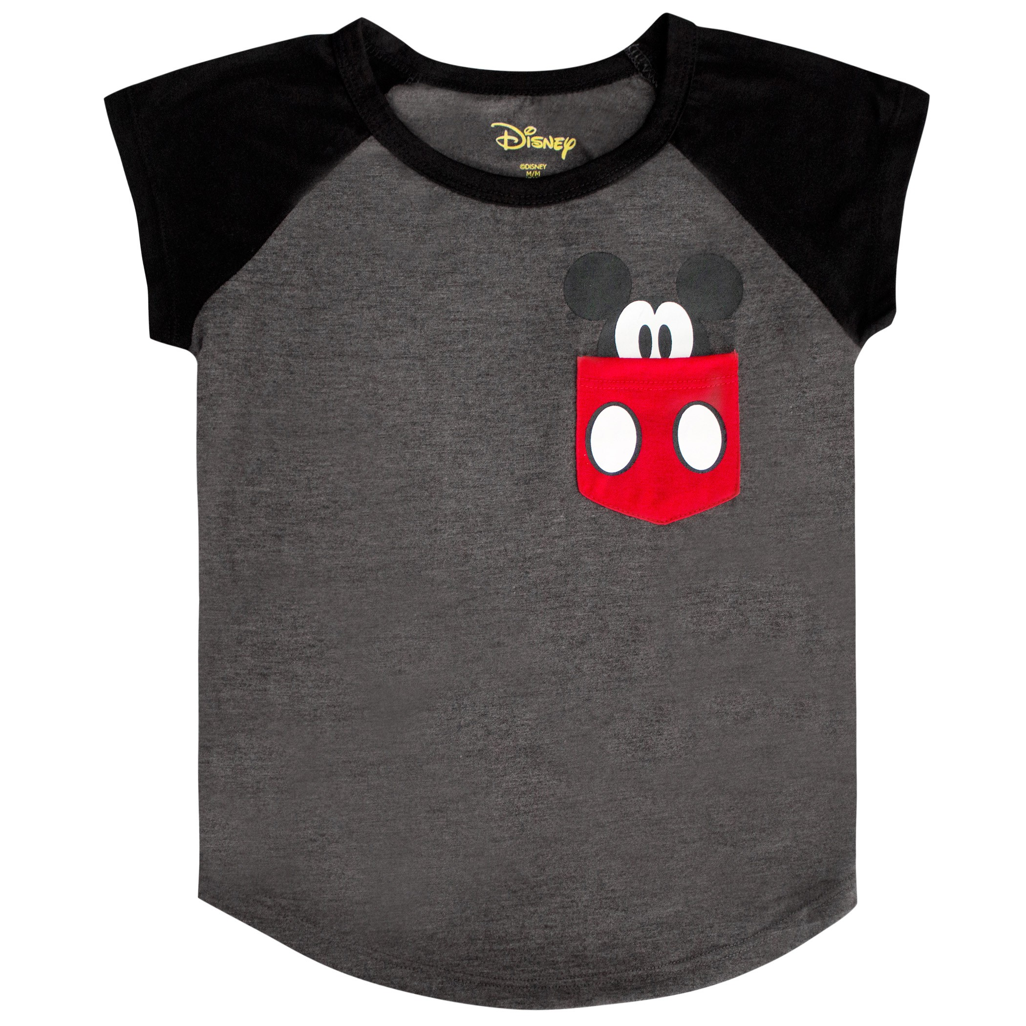 Mickey Mouse Youth Sized Pocket Tee