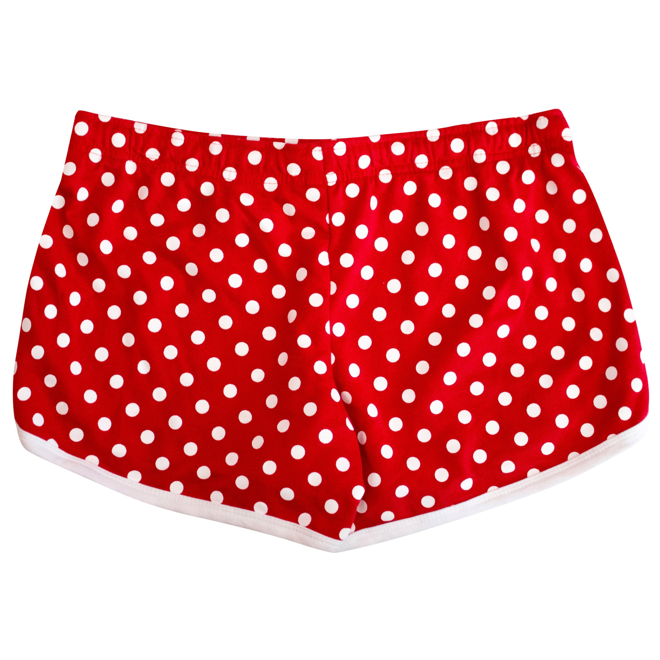 Minnie Mouse Women's Polka Dot Shorts