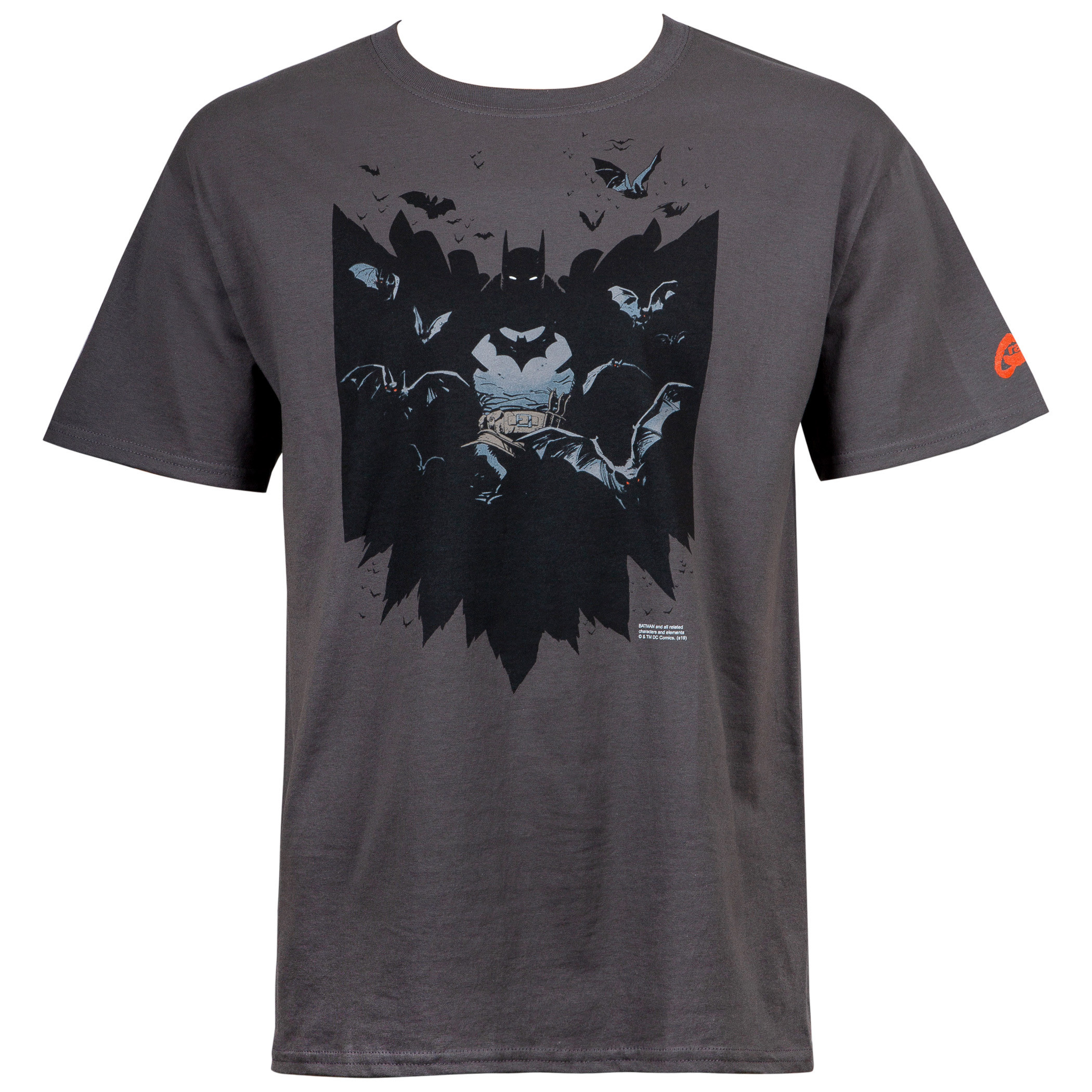 Batman Long Live the Bat Men's T-Shirt