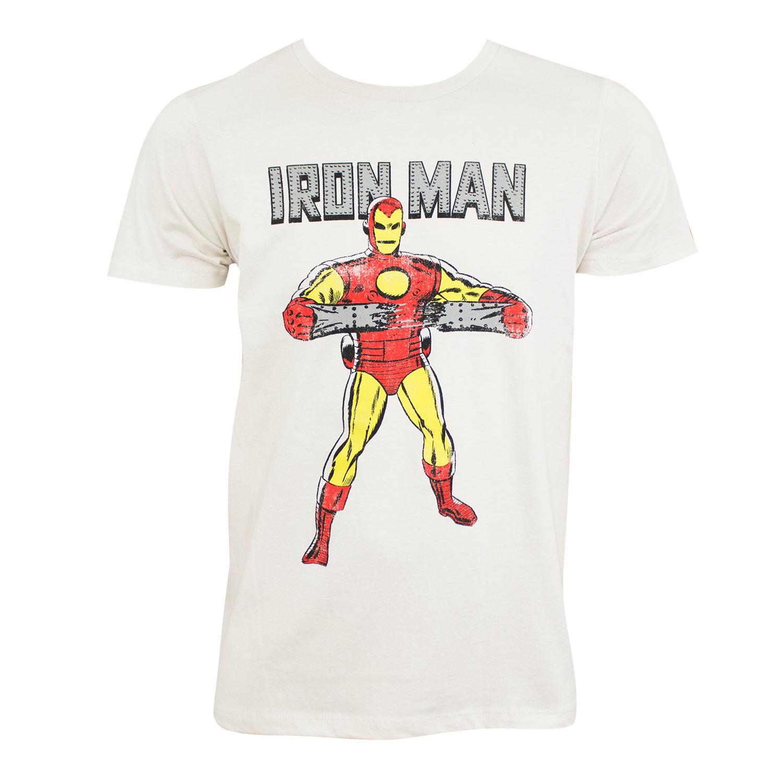 Iron Man Ripping Tee Shirt