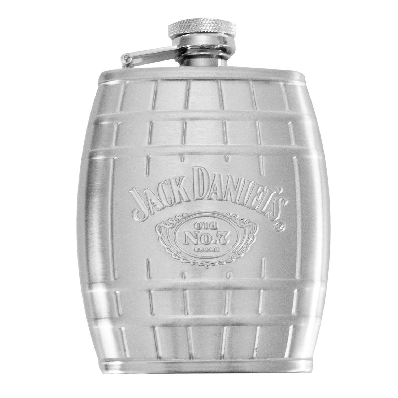 Jack Daniels Barrel 4 OZ Flask