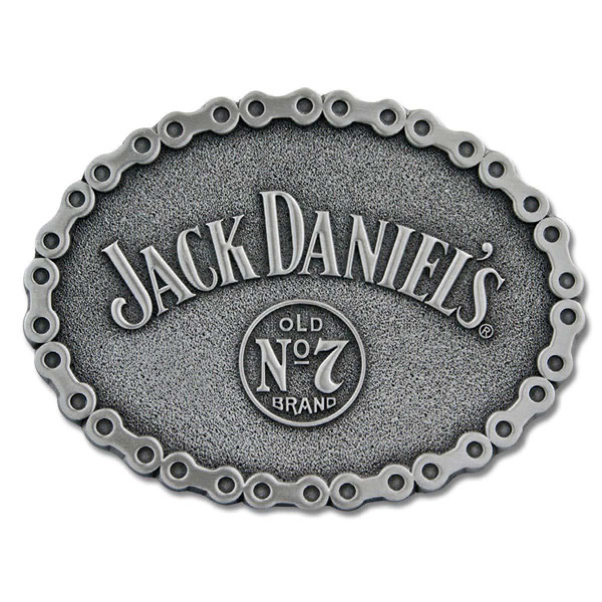 Jack Daniels Bike Chain Belt Buckle