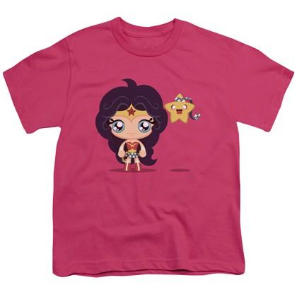 Wonder Woman Cute Youth Tshirt