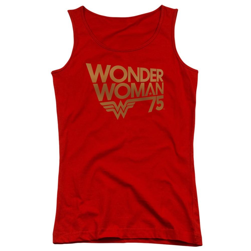 Wonder Woman 75th Anniversary Women's Tank Top