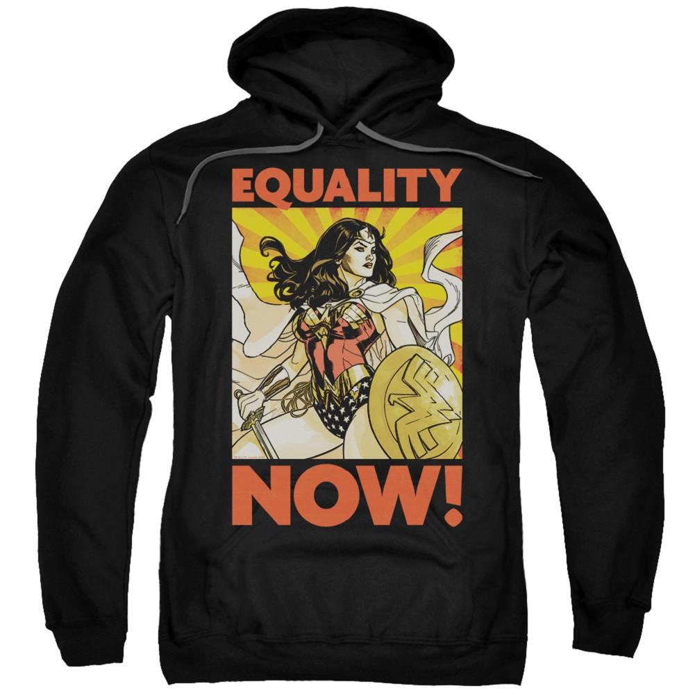 Wonder Woman Equality Now Hoodie