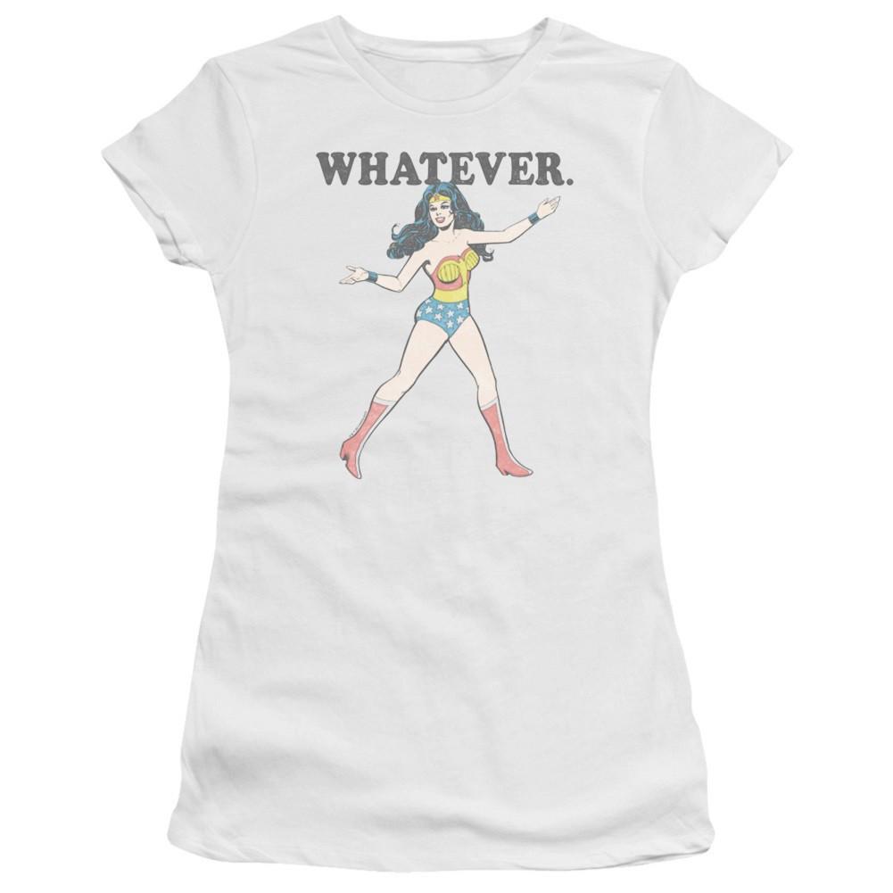 Wonder Woman Whatever Women's Tshirt
