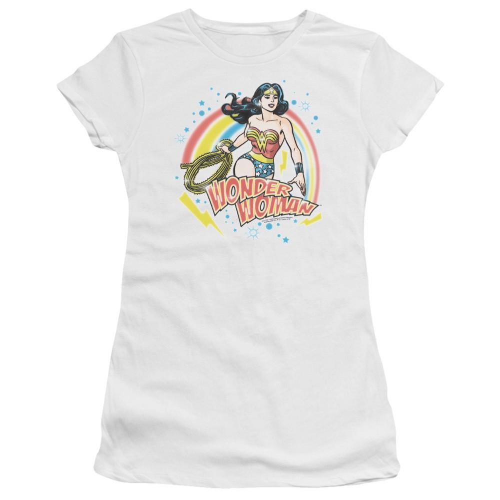 Wonder Woman Rainbow Women's Tshirt