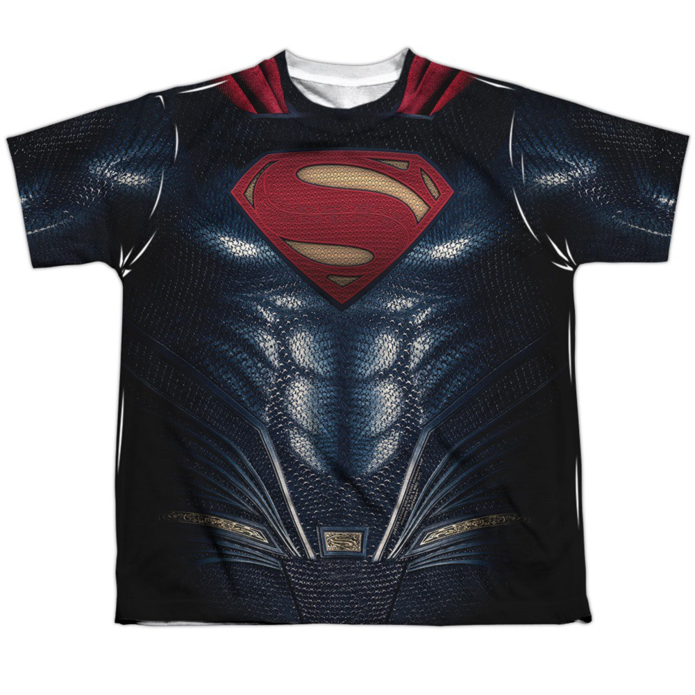 Superman Justice League Youth Costume Tee