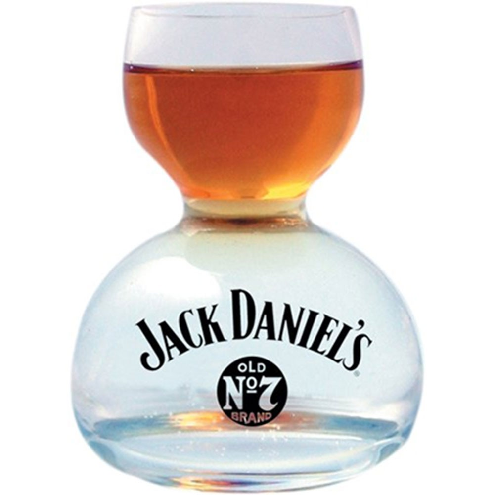 Jack Daniels Bomb Shot Glasses