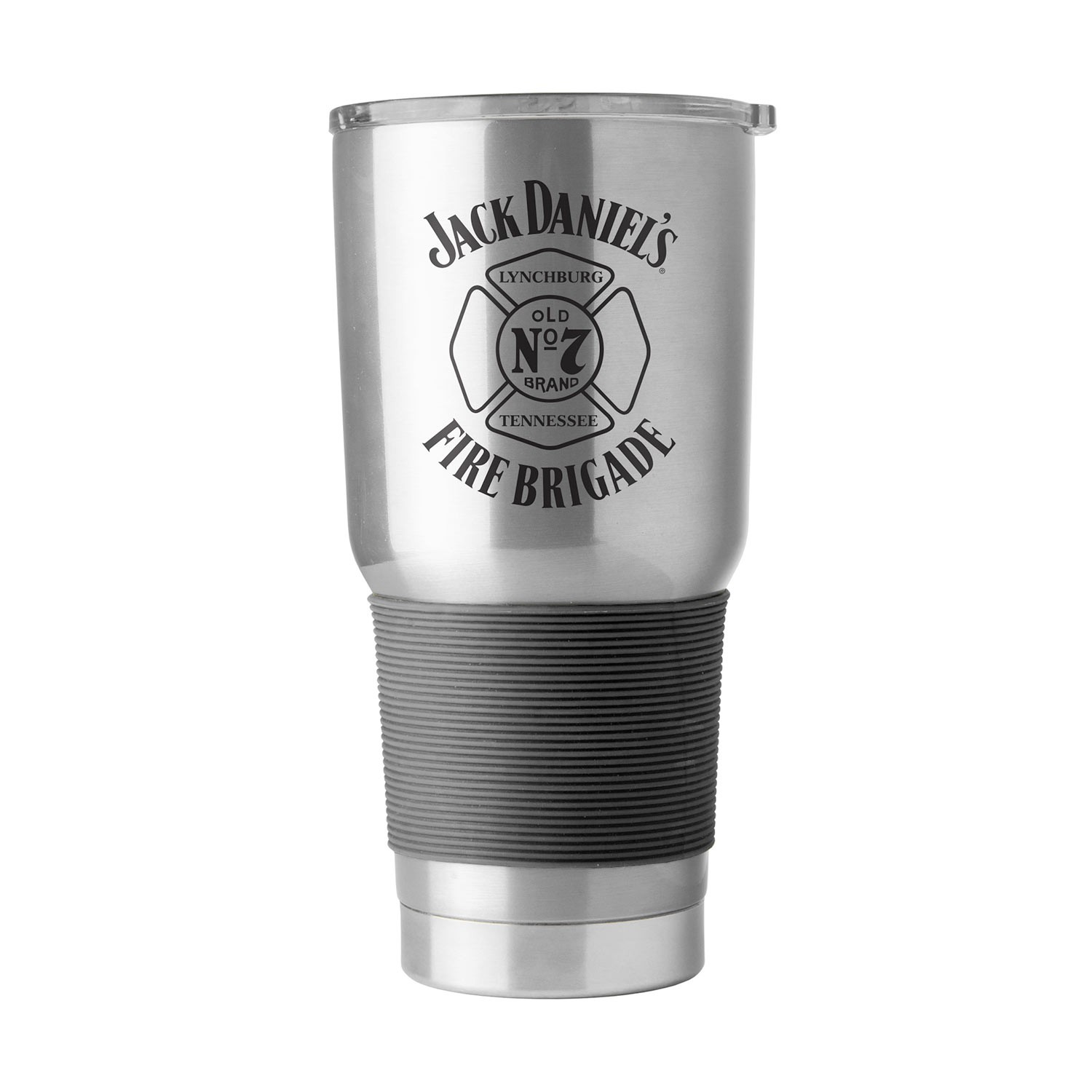 Jack Daniel's Fire Brigade 30oz Stainless Steel Travel Mug